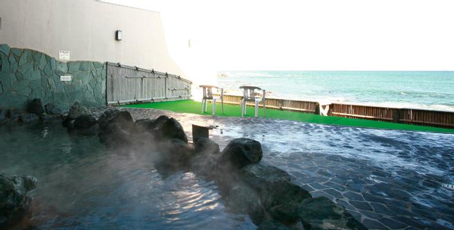 太平洋健康センター 露天風呂