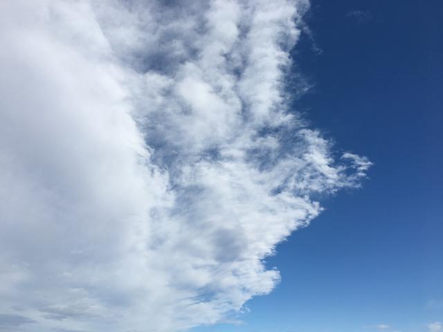 3.11 雨雲と晴天の境目