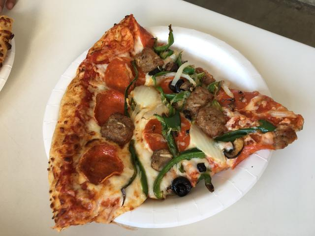コンボピザ