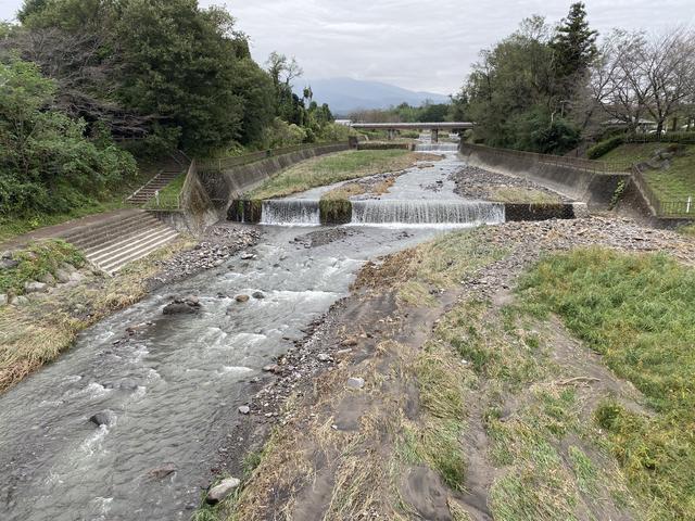 近所の河川