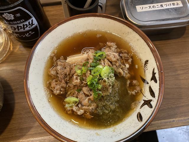 肉吸い豆腐