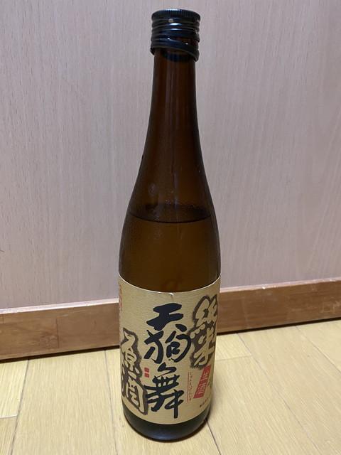 天狗舞 純米原酒