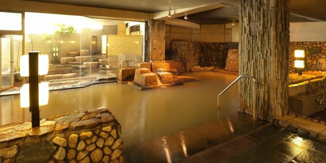 大浴場「地蔵の湯(じぞうのゆ)」