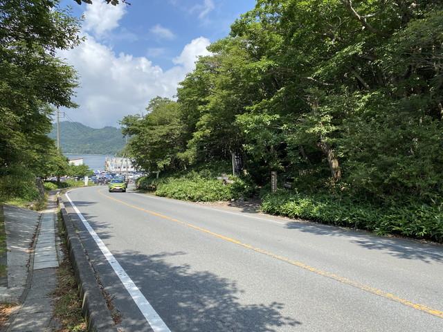 駒ヶ岳・黒檜山登山口