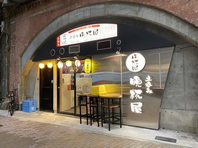 晩杯屋 新橋SL広場店