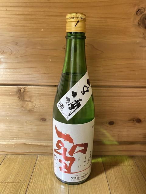 聖 若水 60 特別純米