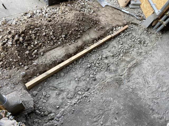 掘り下げバサモル投入
