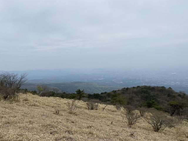 鍋割山山頂からの眺め その2