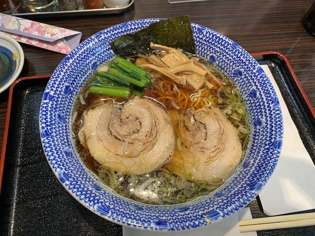 中華そば(醤油味)