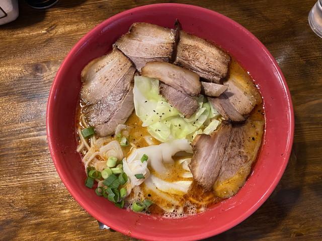 レッチリらー麺