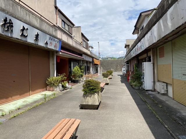芳賀団地商店街